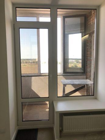 Металопластиковый балконный блок