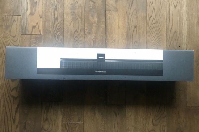 Nowy Bose Soundbar 500