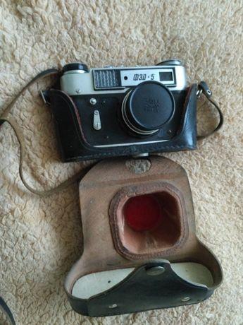 ФЭД-5 фотоаппарат