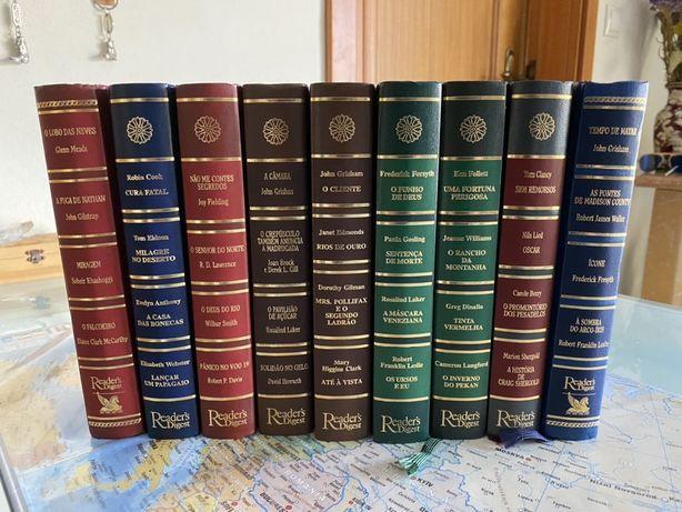 Coleçao livros Seleçoes Reader's Digest