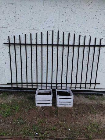 przęsła ogrodzeniowe 250x150 68 szt