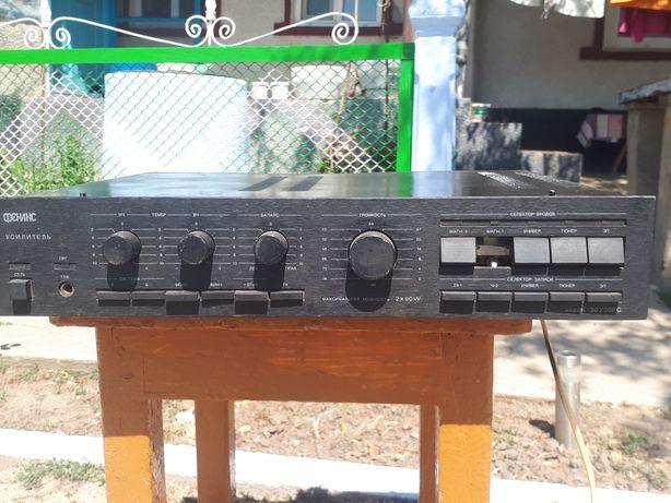 Продам стерео усилитель Феникс 50у008с