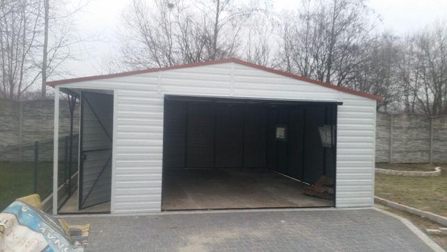 Blaszaki garaże lubelskie