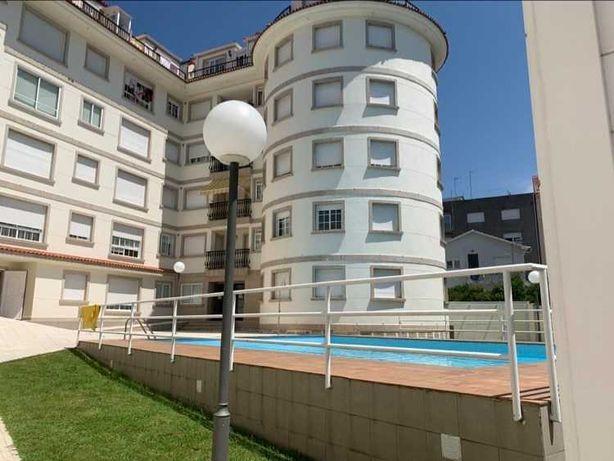 Alugo Férias - T2 SANXENXO condomínio fechado c piscina