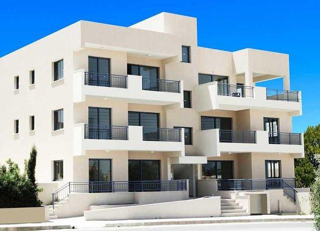 Квартира в Пафосе. Южный Кипр. Недвижимость под ключ