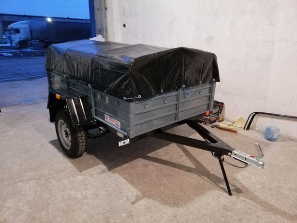 Прицеп бортовой одноосный КРД 105 от Завода и другие модели. Рассрочка
