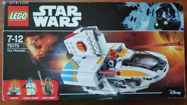 Lego Star Wars Rebels 75170 Phantom Nigdy nie składany! Bez Figurek!
