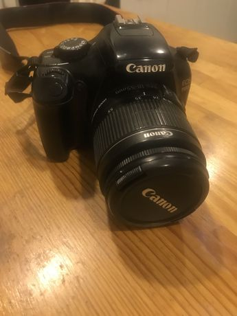Фоткамера canon eos 1100 + обектив canon efs 18-55 kit кенон 1100