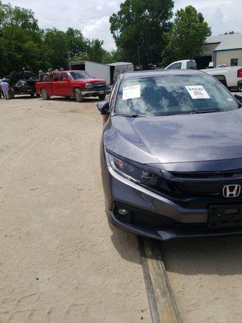 Honda Civic Sport 2019 Авто из США