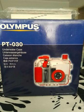 Caixa máquina fotográfica à prova de água - Olympus PT-030