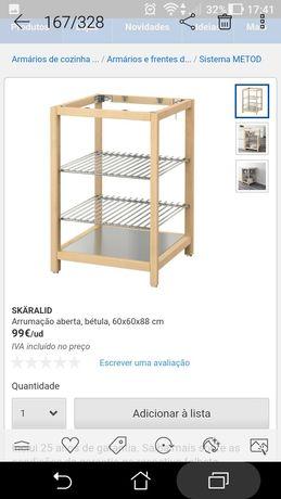Arrumação Ikea skaralid