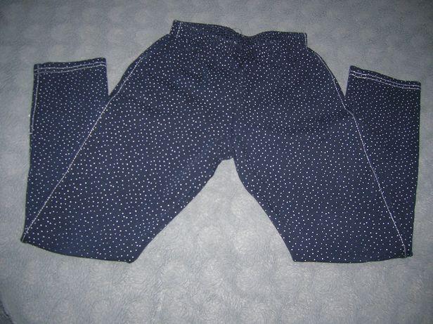 spodnie, leginsy dla dziewczynki r.134