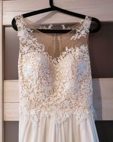 Suknia ślubna Pirea