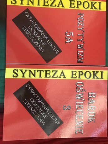 Syntezy epok