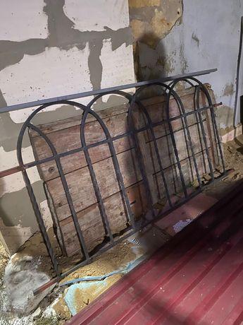 Забор секции решётка на Окна
