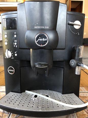 Ciśnieniowy ekspres do kawy JURA Impressa E40