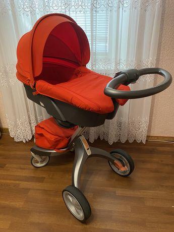 Детская коляска Stokke Xplory 3 в 1