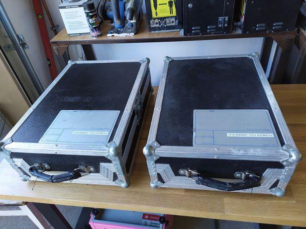 Case skrzynia walizka na Pioneer CDJ 2000 NXS (2 sztuki)