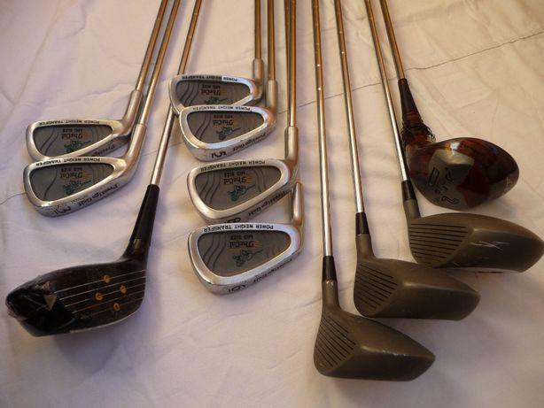 Клюшки для гольфа - веджи айроны и драйверы