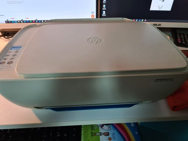 Impressora e scanner HP Deskjet 3630