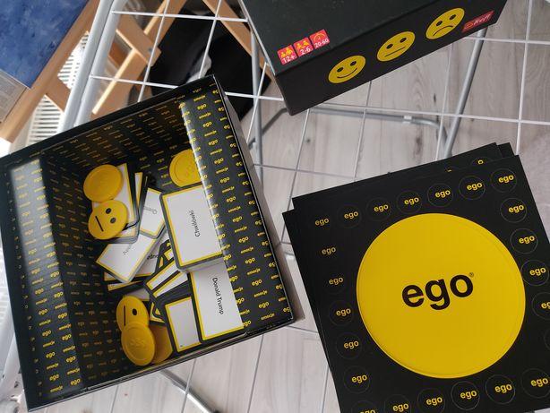 Ego Emocje gra planszowa imprezowa