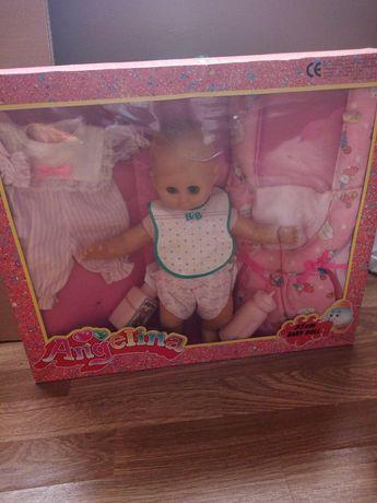 Boneco bebé estilo Nenuco