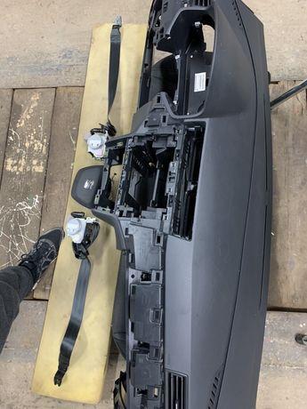 Deska Rozdzielcza Konsola Seat Ibiza V6F0