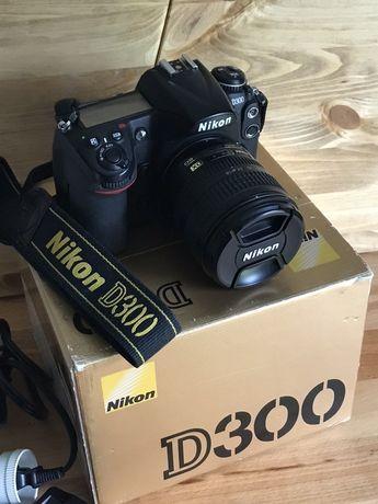Nikon d300 + 18-70