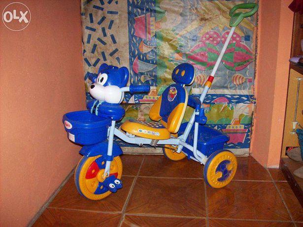 Rowerek dziecęcy 3 kołowy ARTI