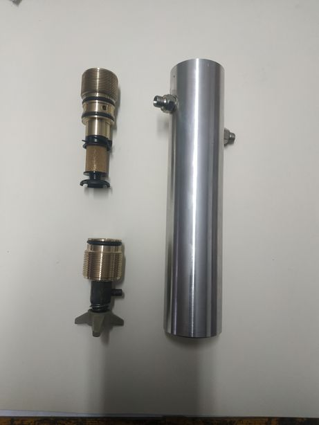 Osuszacz odwadniacz PCP sprężarka 200 300 BAR