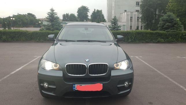BMW X6 x-drive 35i
