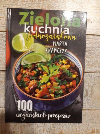 Zielona kuchnia jednogarnkowa. Marta Krawczyk