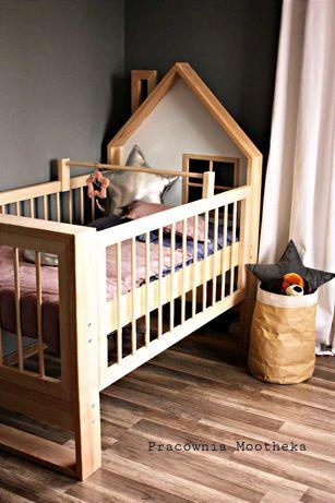 Łóżeczko niemowlęce Nature Baby House