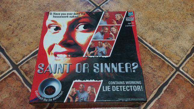 Saint or Sinner - Wykrywacz Kłamstw - Hasbro, Parker