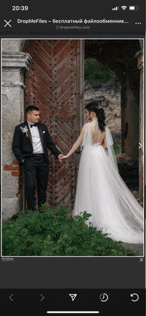 Продам весільну сукню, свадебное платье Pollardi