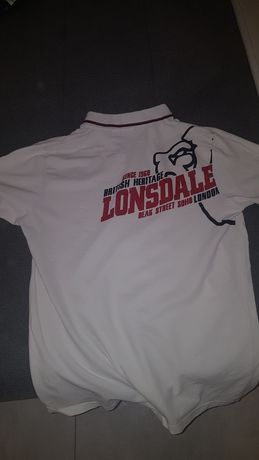 Koszulka Lonsdale orginalna