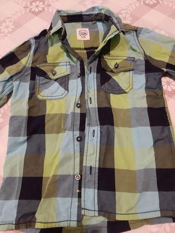 Zestaw dla chłopca - koszula + dżinsy