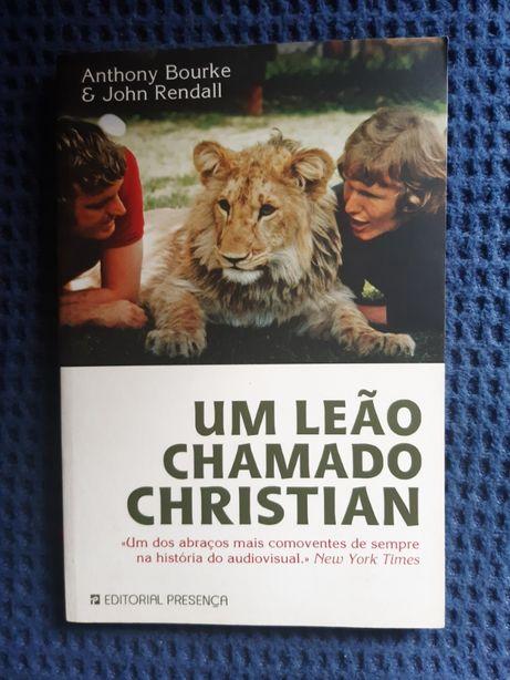 Livro Um leão chamado Christian
