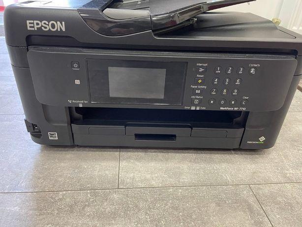 Принтер Epson L810 для цветной и черно-белой печати