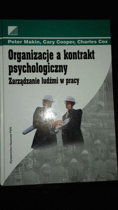 Organizacje a kontrakt psychologiczny Zarządzanie Ludźmi w pracy Makin Warszawa - image 1