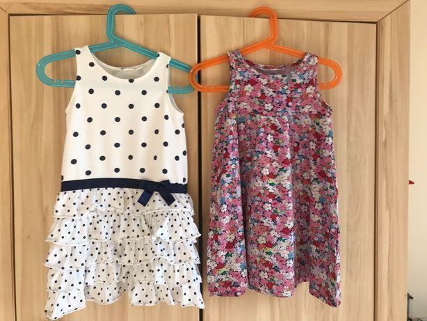 Śliczne sukienki 2-4 lata (98/104)