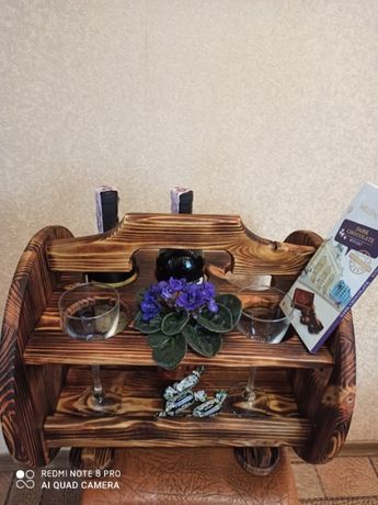 Ящик для вина и пива.