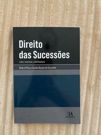 Direito das Sucessões - Pedro Pitta e Cunha Nunes de Carvalho