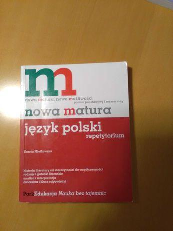 Repetytorium język polski D. Miatkowska