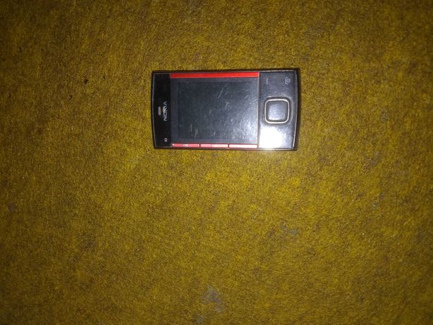 Nokia X3 rozsuwana palcem