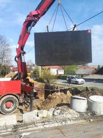 Szambo betonowe 10 m³ Dębica i okolice