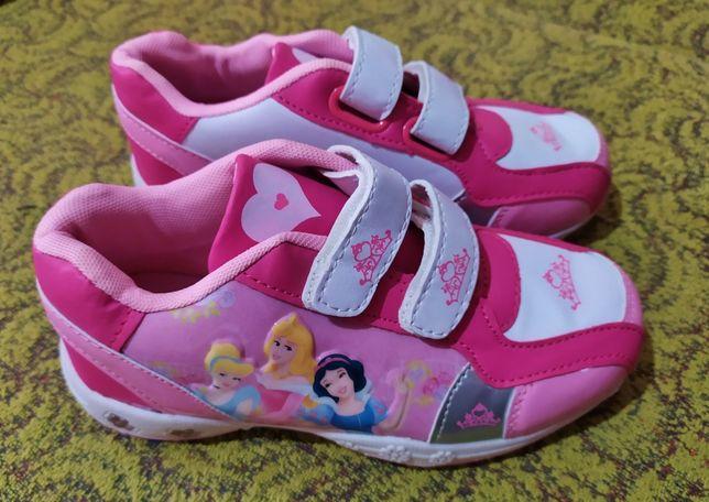 Кроссовки Disney Princess 33 размер