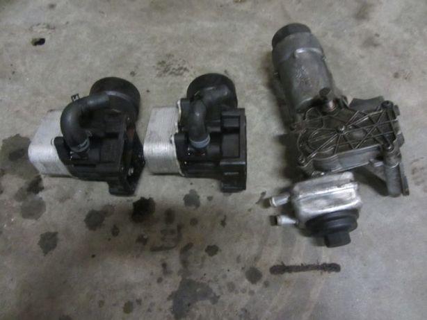 Теплообменник, корпус масляного фильтра Volkswagen Crafter 2.5 2.0