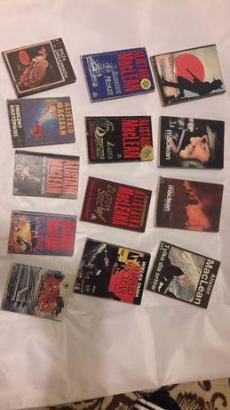 Alistair Maclean książki