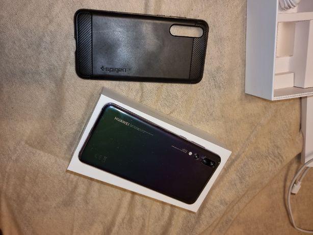 P20 Pro Stan idealny 128GB/6GB Dual SIM - telefon po okresie gwarancji